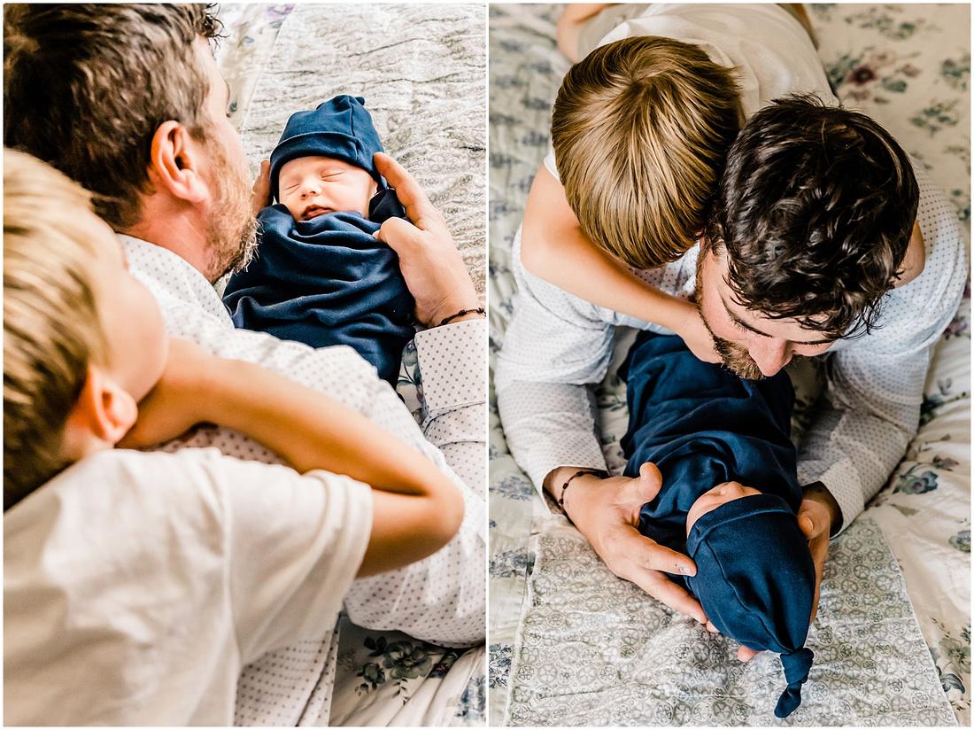 Newborn baby boy photos in Parker, Co