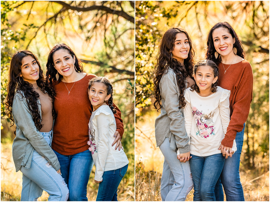 Extended family fall photos in Castle Rock, Colorado