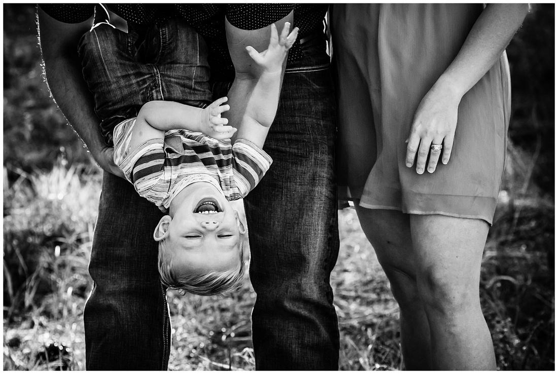 Summer family photos in Elbert County, Colorado