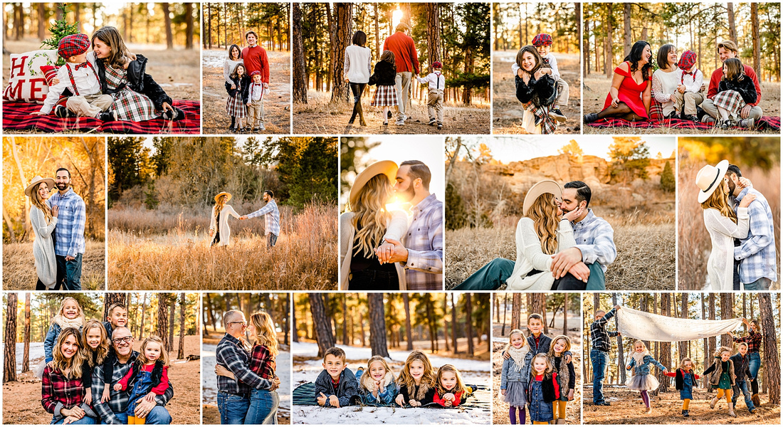 Year End Photo Collages from Laura Smith Photography 2020