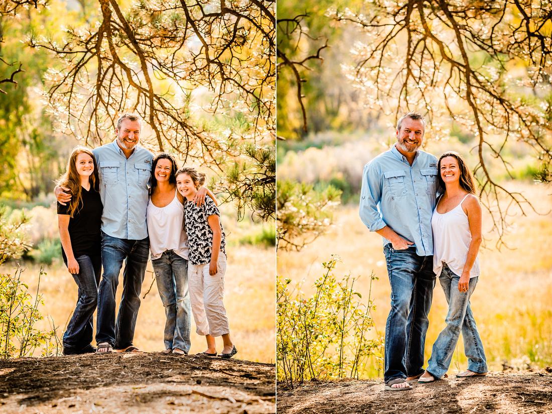 Colorado family photos and headshots in Elbert County, Colorado
